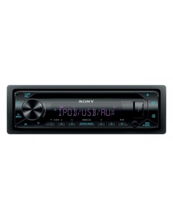 CDX-G3300UV CD-sprejemnik z vrati USB EXTRA BASS