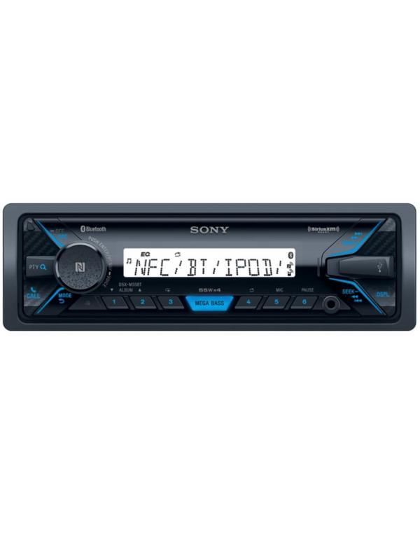 DSX-M55BT Sprejemnik predstavnosti z brezžično povezavo BLUETOOTH®