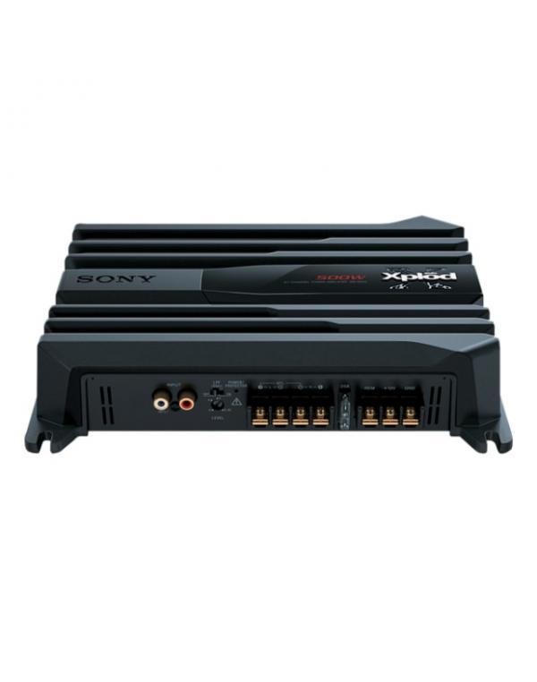 XM-N502 Avtomobilski ojačevalnik z izhodno močjo 500 W