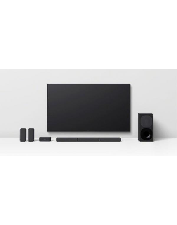 HT-S40R 5.1-kanalni sistem za domači kino s tehnologijo Bluetooth