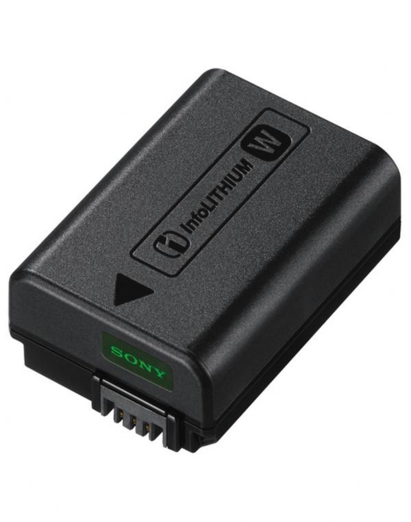 NP-FW50 Paket akumulatorskih baterij