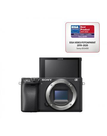 ILCE-6400 Fotoaparat α6400 s senzorjem APS-C