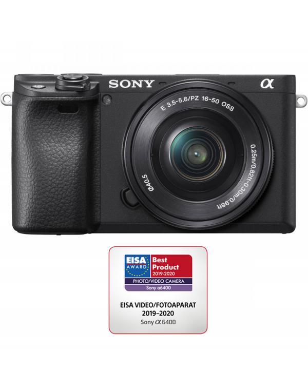 ILCE-6400L Fotoaparat α6400 + objektiv SEL-P1650
