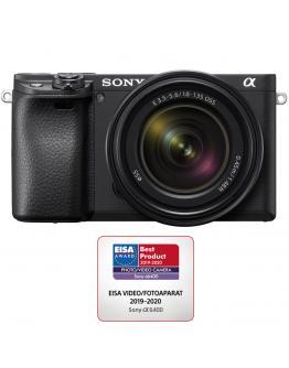 ILCE-6400M Fotoaparat α6400 + objektiv SEL-18135