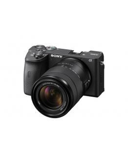 ILCE-6600M Fotoaparat α6600 + objektiv SEL-18135