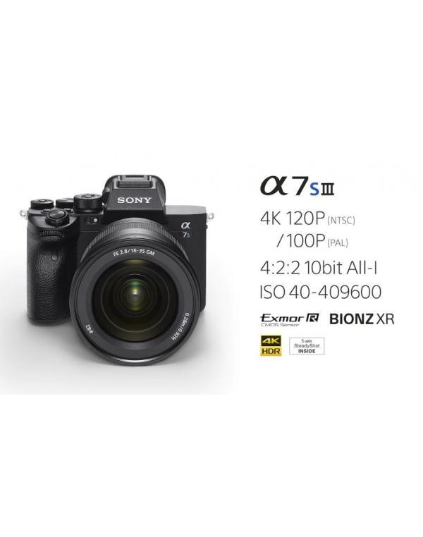ILCE-7SM3 Fotoaparat polnega formata