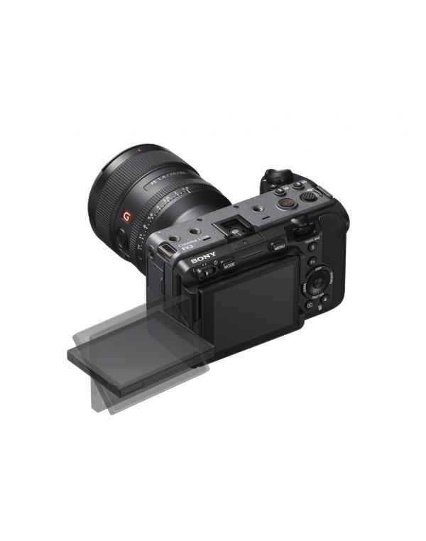 ILME-FX3 Kamera polnega formata