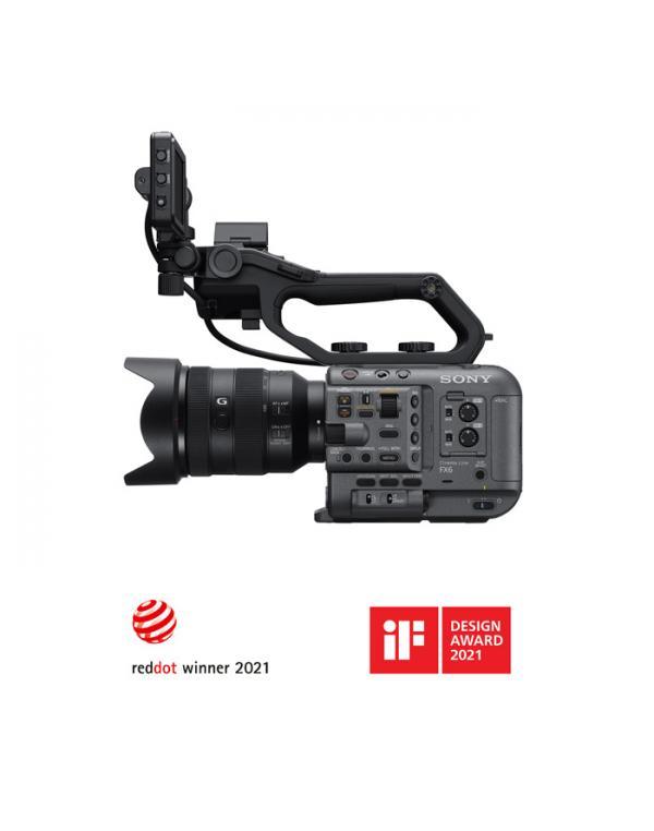 ILME-FX6 Kamera polnega formata
