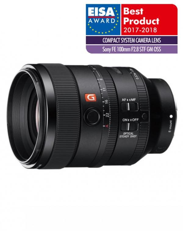 SEL-100F28GM FE 100mm F2.8 STF GM OSS