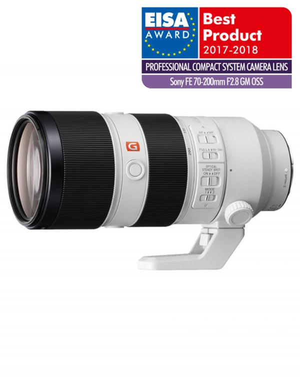 SEL-70200GM F2,8 OSS Teleobjektiv z zoomom
