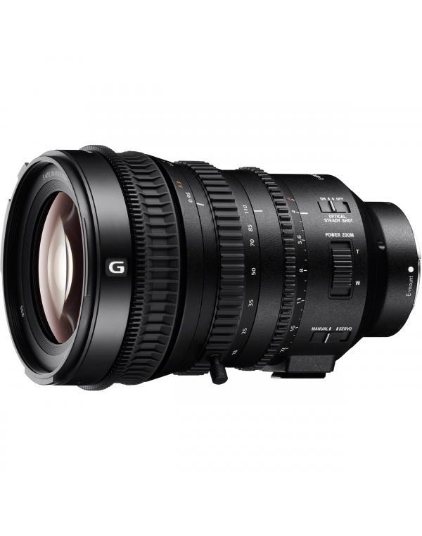 SEL-P18110G F4 OSS FF/APS-C Zmogljiv zoom