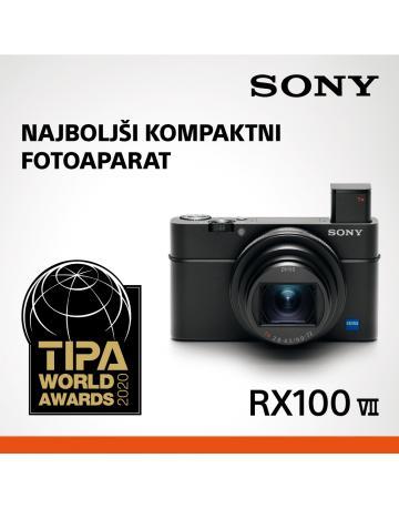 DSC-RX100M7 Vrhunski kompaktni fotoaparat