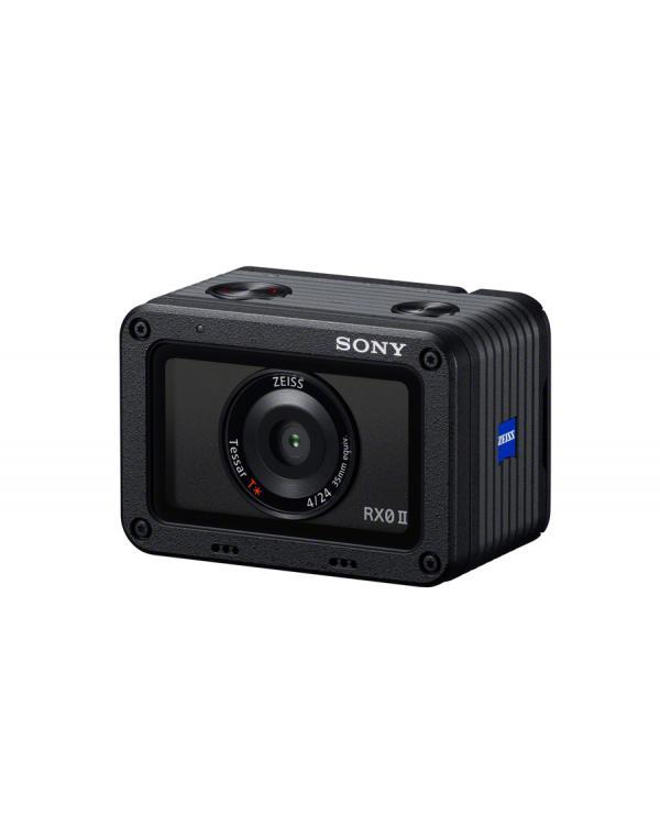 DSC-RX0M2 Vrhunski majcen in trpežen fotoaparat RX0 II