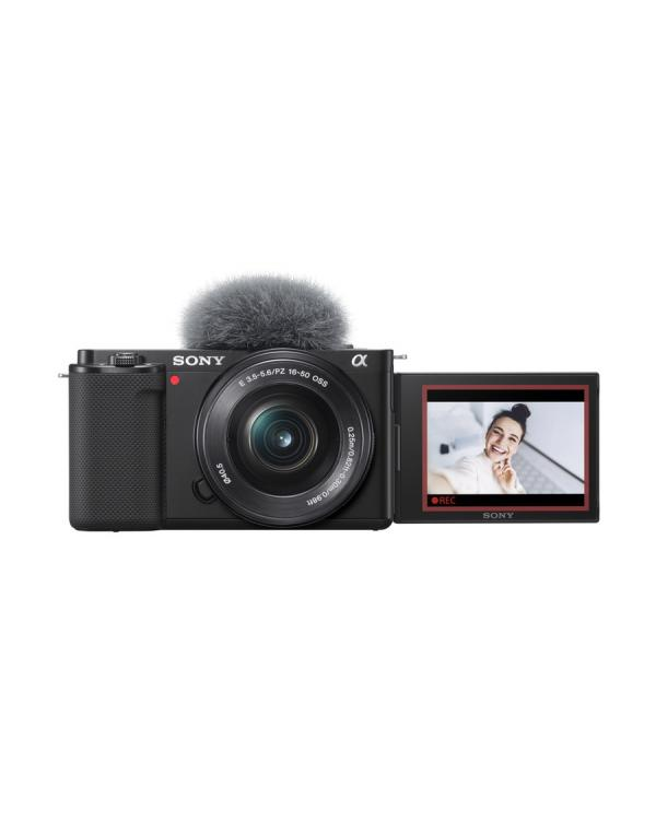 ZV-E10L α fotoaparat + objektiv SEL-P1650