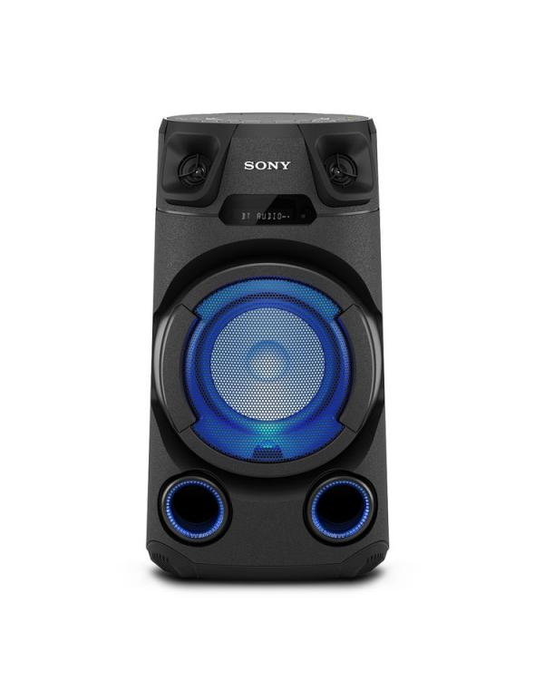 MHC-V13 Visokozmogljiv domači glasbeni sistem s tehnologijo BLUETOOTH