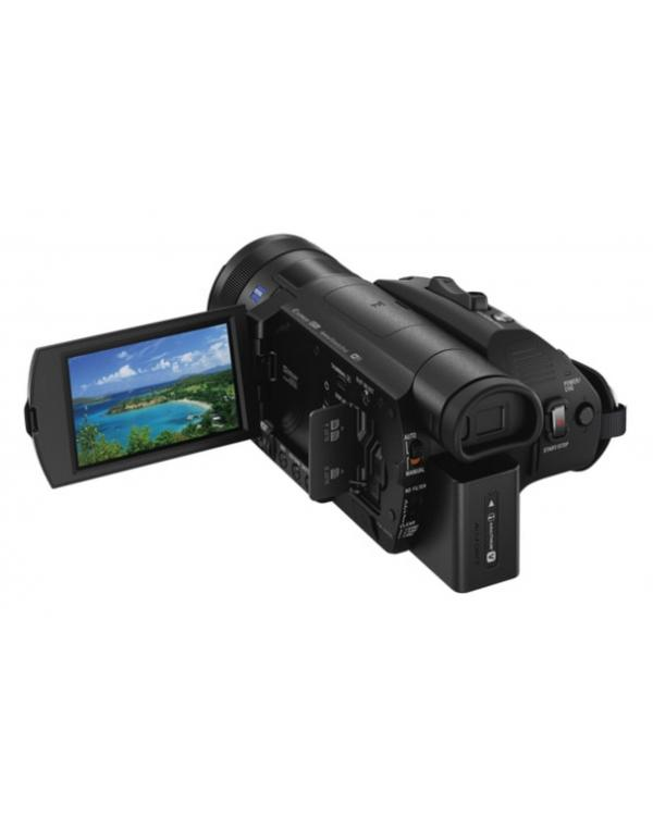 FDR-AX700 Sony videokamera 4K HDR