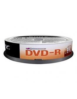 DMR47SP Paket 10 plošč DVD-R