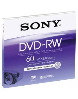DMW60AJ Snemalni medij DVD-RW