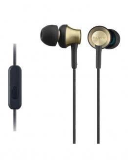 MDR-EX650AP Ušesne slušalke z medeninastim ohišjem