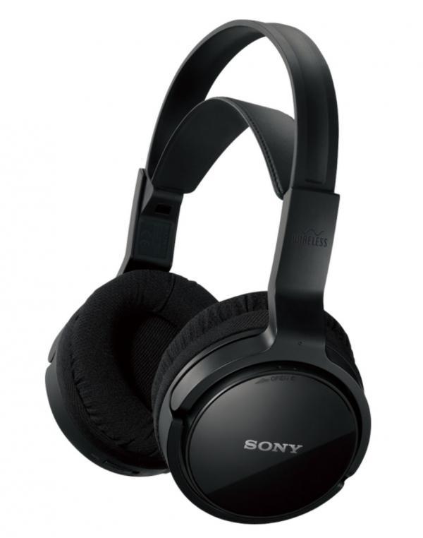 MDR-RF811RK Brezžične slušalke za svobodnejše poslušanje