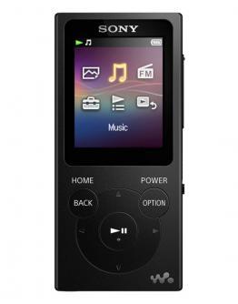 NW-E394L Digitalni predvajalnik glasbe Walkman 8GB brez FM radia