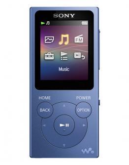 NW-E394 Digitalni predvajalnik glasbe Walkman 8GB s FM radiem
