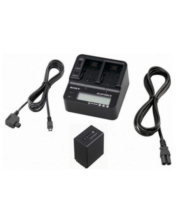 ACC-V1BPAAC polnilnik in dodatna baterija