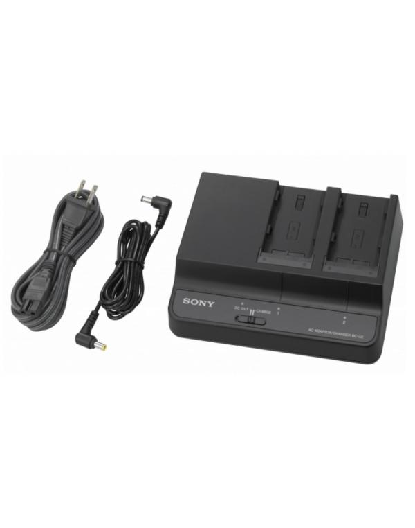BC-U2ADvojnipolnilec/AC adapter za baterijo BP-U90/U60/U30