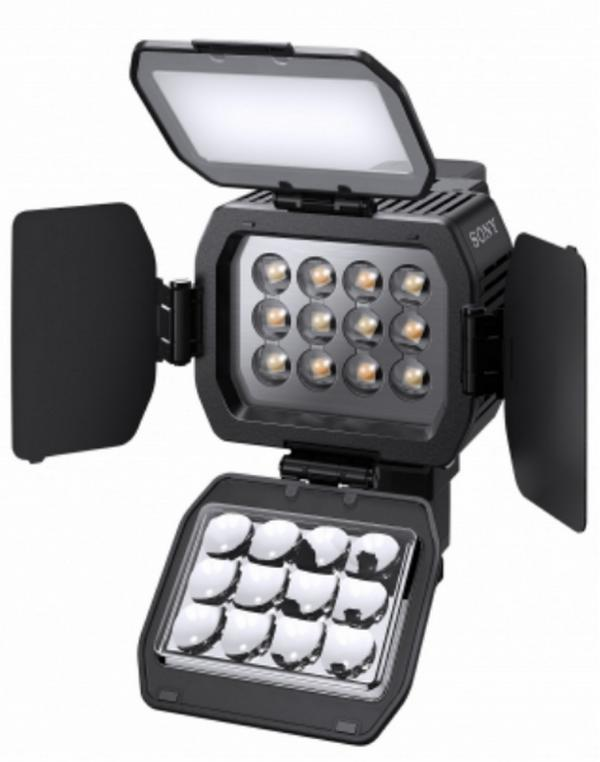HVL-LBPC LED Baterijska video luč
