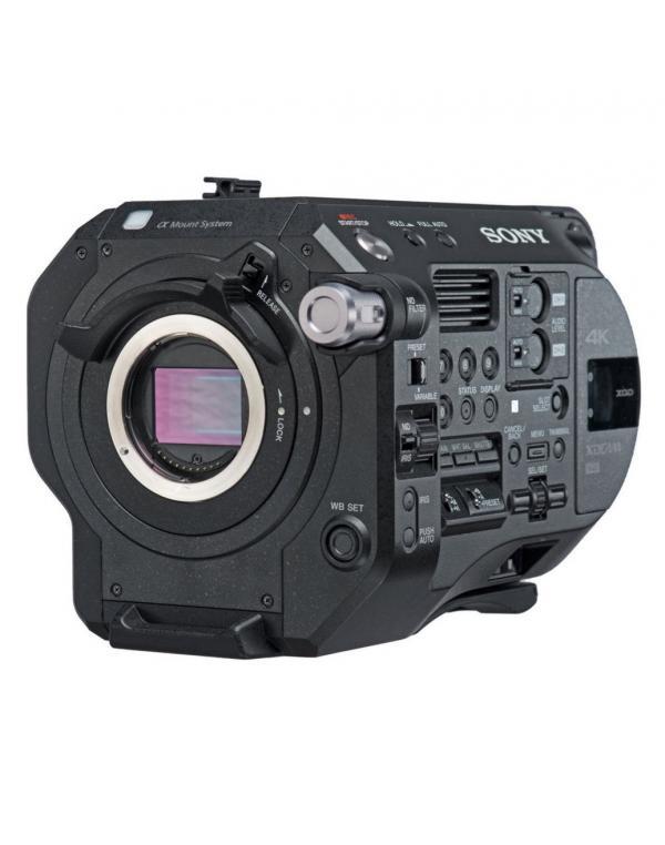 PXW-FS7M2 Kamera brez objektiva