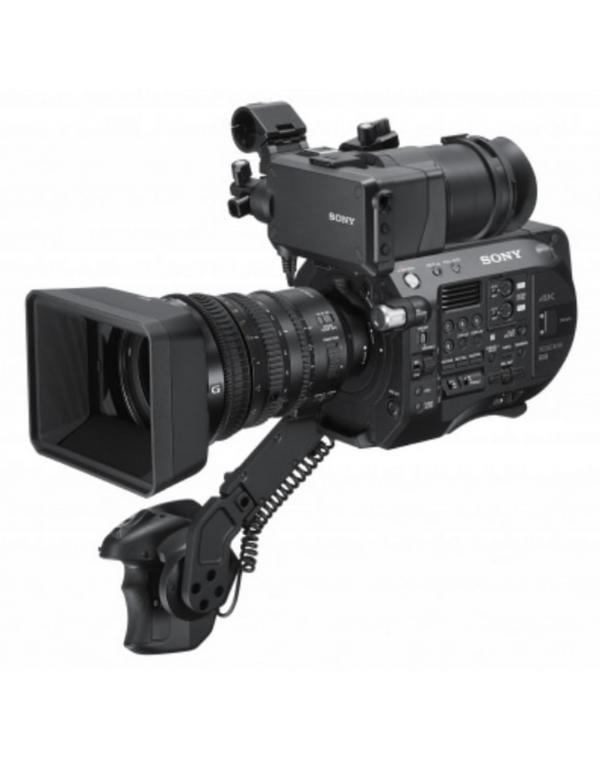 PXW-FS7M2K Kamera z objektivomE PZ 18–110 mm F4 G OSS