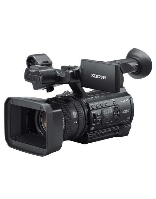 PXW-Z150 Kompakten priročencamcorder z resolucijo snemanja 4K