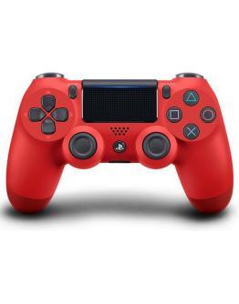 PS4 DualShock kontroler red