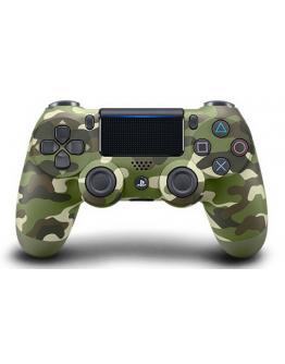 PS4 DualShock kontroler Green Camouflage
