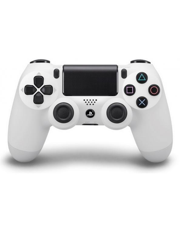 PS4 DualShock kontroler white