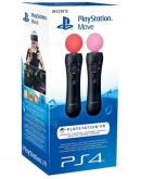 PS4 MOVE MOTION CONTROLLER TWIN PACK