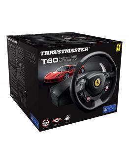 THRUSTMASTER T80 FERRARI 488GTB EDITION RACING WHEEL