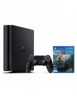 PS4 500GB + God Of War