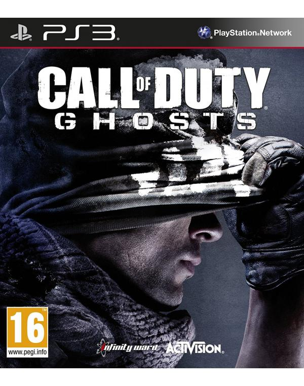PS3 CALL OF DUTY : GHOSTS