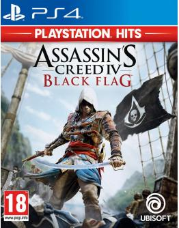 PS4 ASSASSIN'S CREED IV: BLACK FLAG