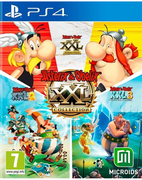 PS4 ASTERIX & OBELIX XXL - COLLECTION