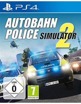 PS4 AUTOBAHN POLICE SIMULATOR 2