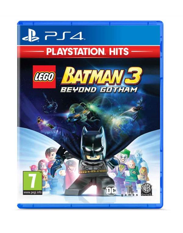 PS4 LEGO BATMAN 3 HITS