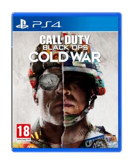 PS4 CALL OF DUTY: BLACK OPS - COLD WAR