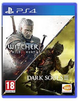 PS4 DARK SOULS 3 / The WITCHER 3 2PACK