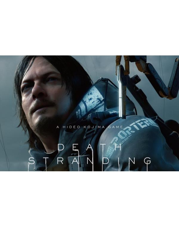 PS4 DEATH STRANDING Collector's Edition