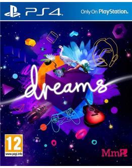 PS4 DREAMS