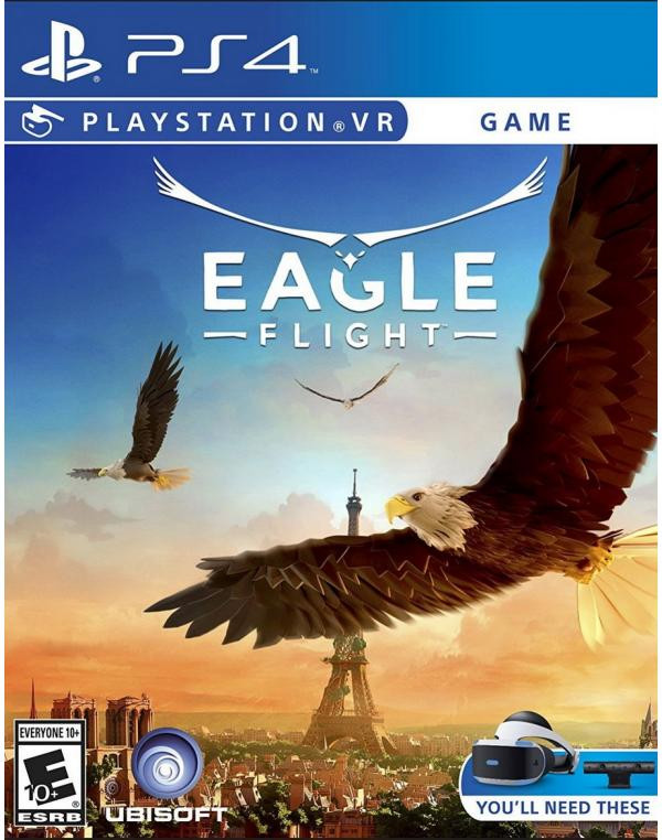 PS4 EAGLE FLIGHT VR