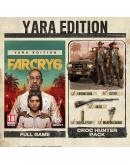PS4 FAR CRY 6 YARA D1 special edition