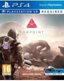 PS4 VR HEADSET + KAMERA + FARPOINT VR